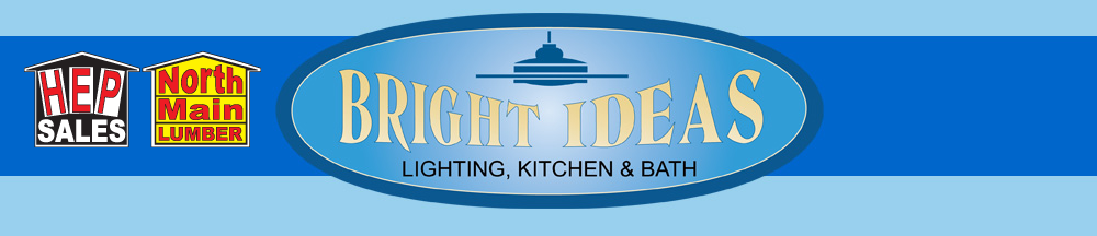Bright Ideas Lighting, Kitchen & Bath Design Center
